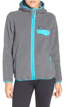 Women's Patagonia 'Snap-T' Fleece Jacket $149 thestylecure.com