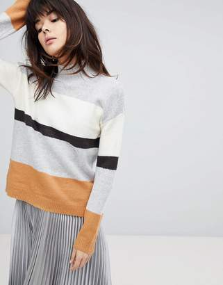46e1e878feae41 Paige Willow And Striped Sweater