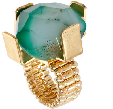 Talullah Tu Talulllah Tu Precious Rock Cocktail Ring