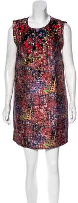 3.1 Phillip Lim Beaded Décolletage Shift Dress