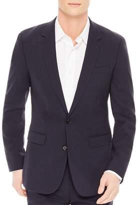 Sandro Notch Travel Slim Fit Sport Coat