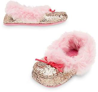 Disney Princess Deluxe Slippers for Girls Size 9/10