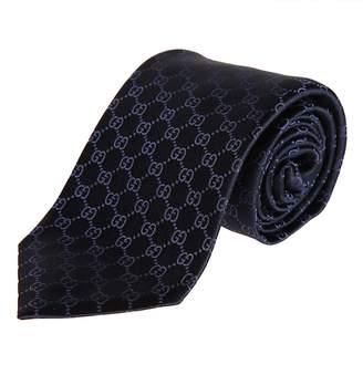Gucci Gg Pattern Tie