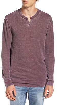 The Rail Notch Neck Thermal T-Shirt