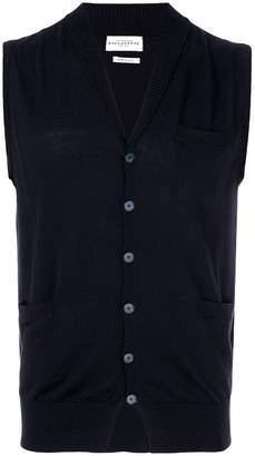 Ballantyne vest cardigan