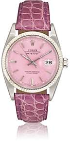 Rolex Vintage Watch Women's 1966 Oyster Perpetual Datejust Watch