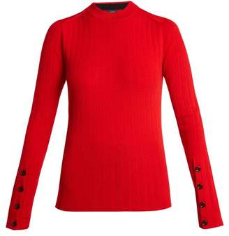 Joseph Merino Wool Sweater - Womens - Red