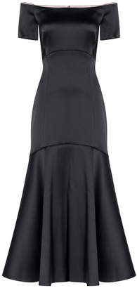 Temperley London Midi Onyx Dress