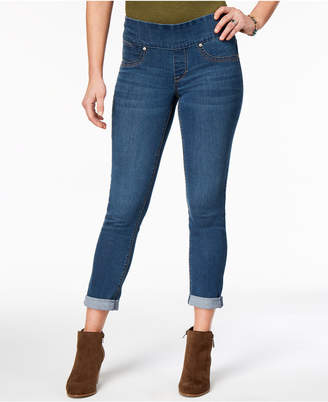 Style&Co. Style & Co Cuffed Denim Jeggings