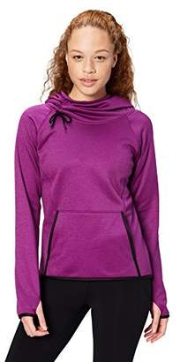 Core 10 Women's Chill Out Fleece Cowl Sweatshirt (XS-XL
