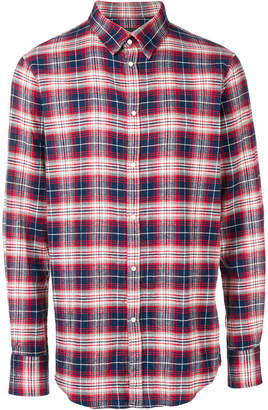DSQUARED2 checked plaid shirt
