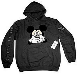 Neff Men's Disney X Mickey Mouse Uh Oh Pullover Hoodie Sweatshirt