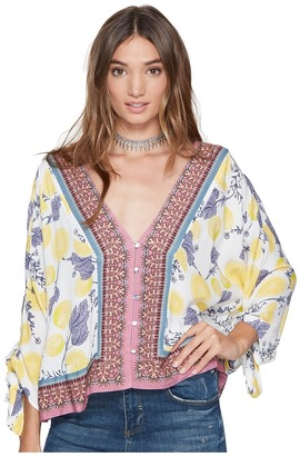 Free People - Freshly Squeezed Top Women's Clothing $98 thestylecure.com