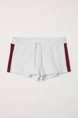 H&M Short Sweatshorts - Gray