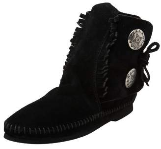 Minnetonka Women's Two Button Boot