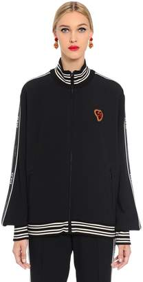 Dolce & Gabbana Sacred Heart Patch Cady Sweatshirt