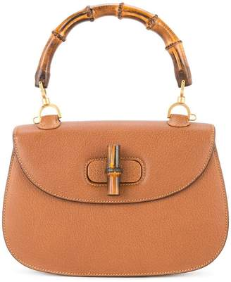 bac7e5544dd22f Gucci Bamboo Handle Bags For Women - ShopStyle UK