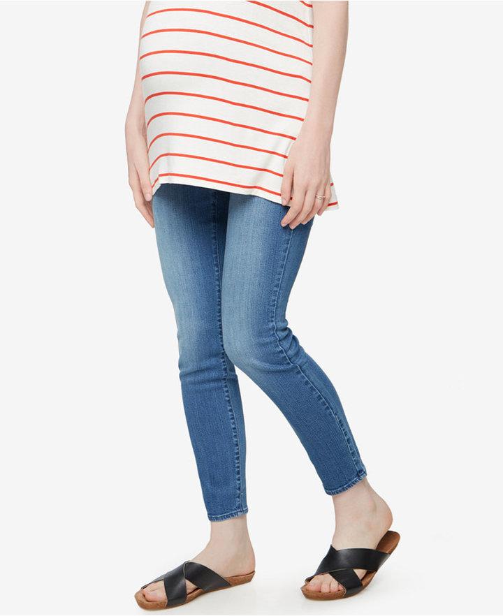 A Pea In The PodA Pea in the Pod Maternity Medium-Wash Skinny Jeans