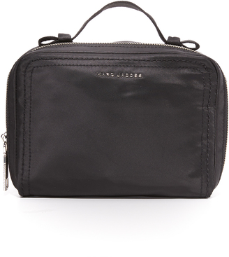 Marc Jacobs Extra Large Cosmetic Case $150 thestylecure.com