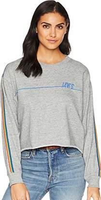 Levi's Women's Graphic Athletic Sweatshirt