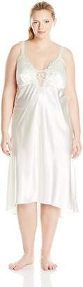 Flora Nikrooz Women's Plus-Size Stella Gown