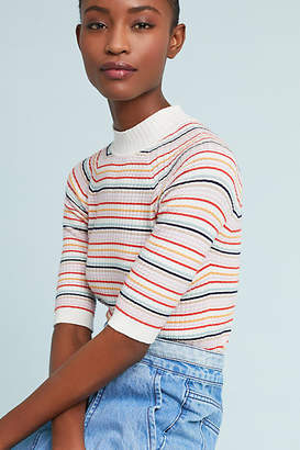 Nümph Cassidy Striped Pullover