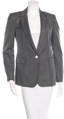 Boy. by Band of Outsiders Wool Peak Lapel Blazer $85 thestylecure.com