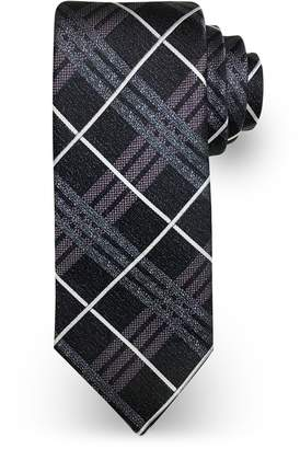 Haggar Men's Plaid Tie