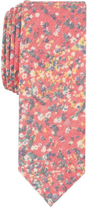 Original Penguin Men's Brooks Floral Skinny Tie