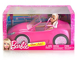 Mattel Barbie® Glam Convertible Playset