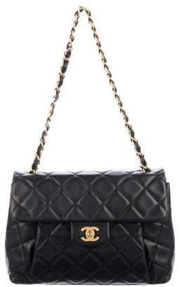 5f801f664d7 Chanel Quilted CC Shoulder Bag