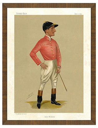 One Kings Lane Jockey I Art