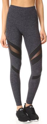 Beyond Yoga Slant Get Enough High Waisted Leggings $115 thestylecure.com