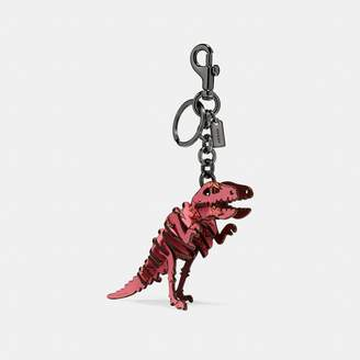 Coach Small Printed Rexy Bag Charm