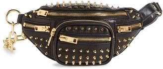 Alexander Wang Mini Attica Stud Leather Fanny Pack