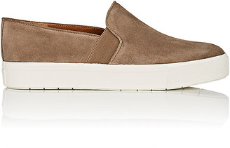 Vince. VINCE. WOMEN'S BERLIN SUEDE SLIP-ON SNEAKERS $225 thestylecure.com