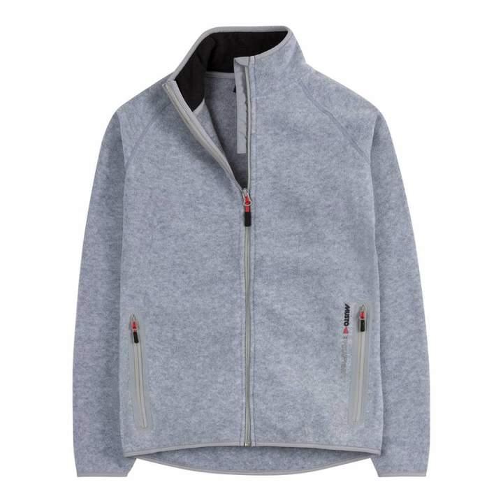 Women's Grey Fleece Jacket