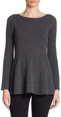Armani Collezioni Cashmere A-Line Sweater