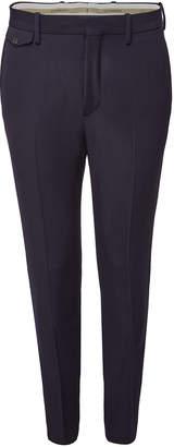 Burberry Virgin Wool Serpentine Trousers