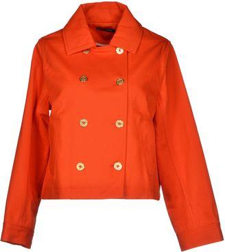 PETIT BATEAU Denim outerwear $172 thestylecure.com