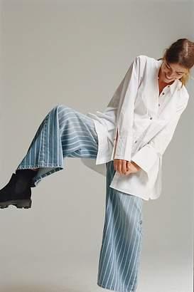 Earn Your Stripes Wideleg Jeans