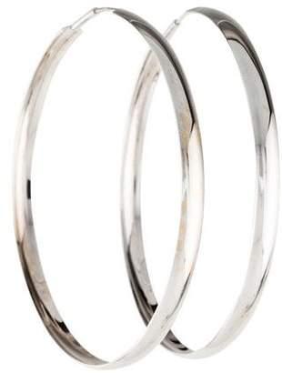 Lana 14K Large Curve Magic Hoop Earring
