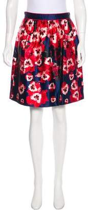 Prabal Gurung Knee-Length A-Line Skirt