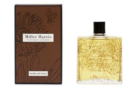 Miller harris feuilles de tabac eau de parfum spray