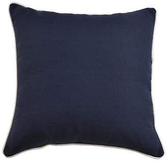 One Kings Lane Open House Jocelyn 22x22 Pillow - Navy