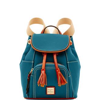 Dooney & Bourke Pebble Grain Small Murphy Backpack