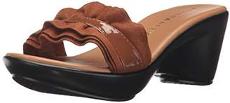 Athena Alexander Women's Leonne Wedge Sandal
