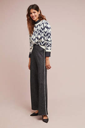 Suncoo Jacques Wide-Leg Pants