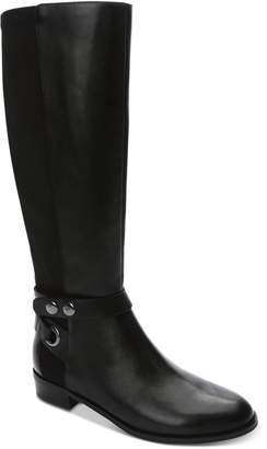 Tahari Rooster Wide-Calf Tall Riding Boots Women's Shoes