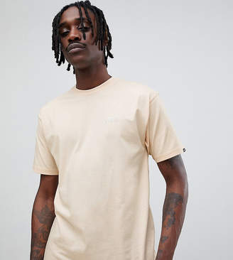 Vans t-shirt with small logo in beige Exclusive at ASOS
